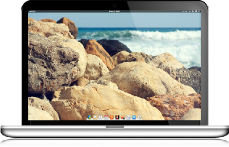 Click to learn how to navgate the elementary OS environment